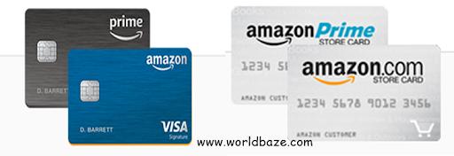 amazon ca rewards visa login