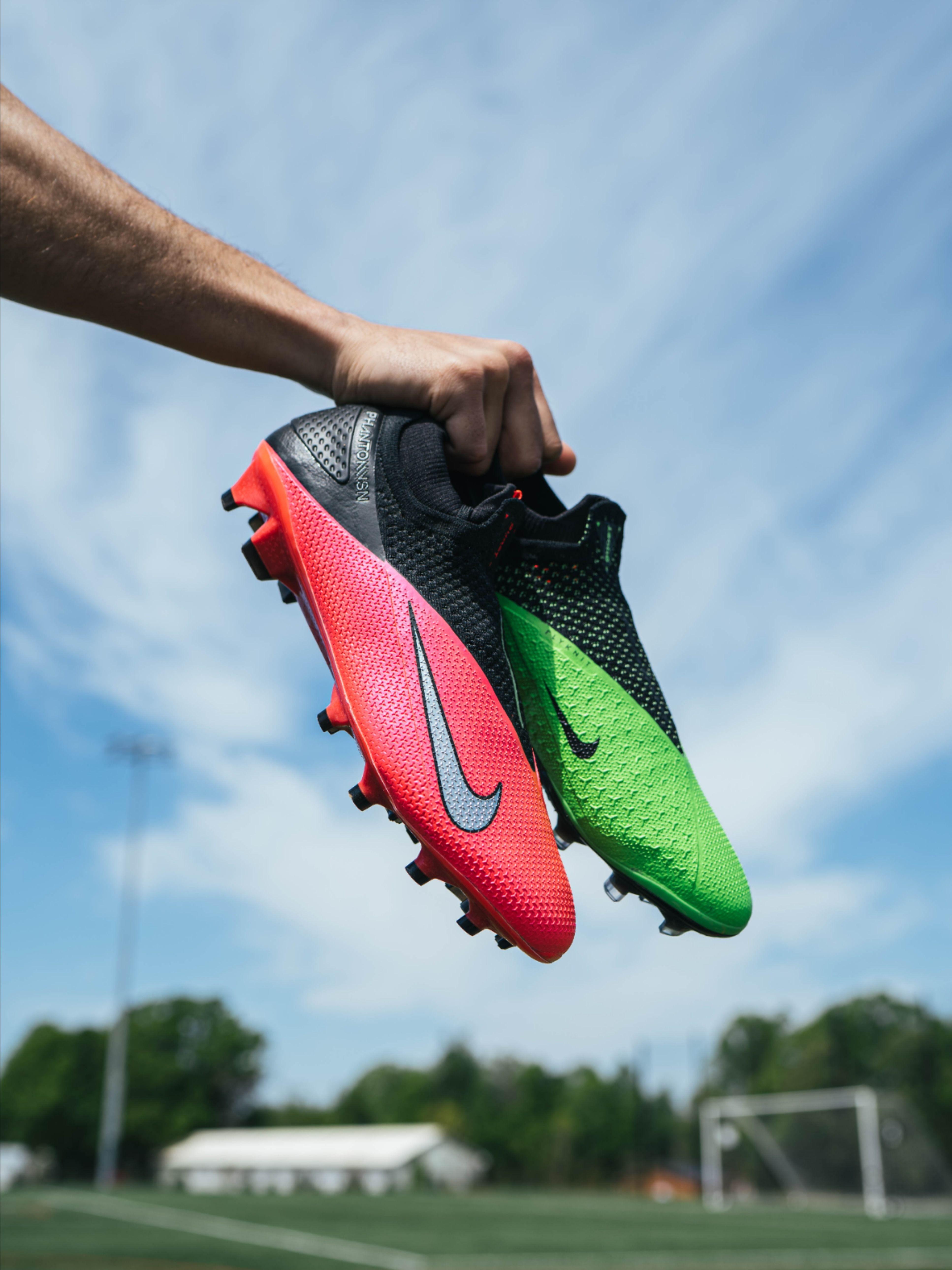 Nike Future Lab I And Ii Phantom Vision 2 Firm Ground Cleats In 2020 Soccer Gear Nike Football Nike