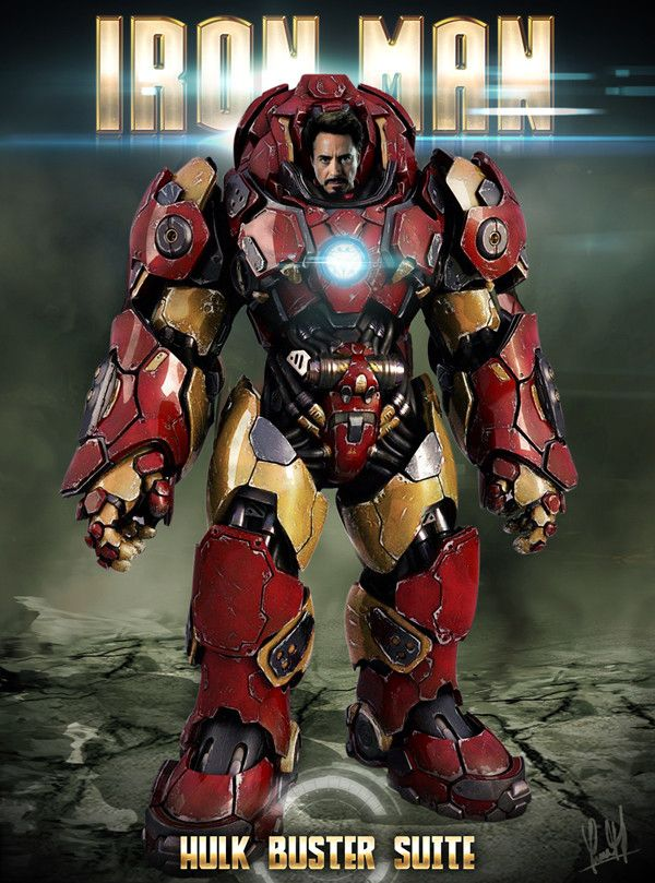 marvel film hulk iron man