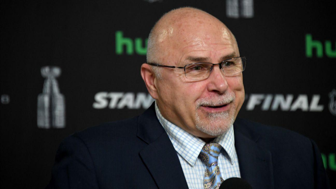 The Islanders' top headcoaching candidates Coaching