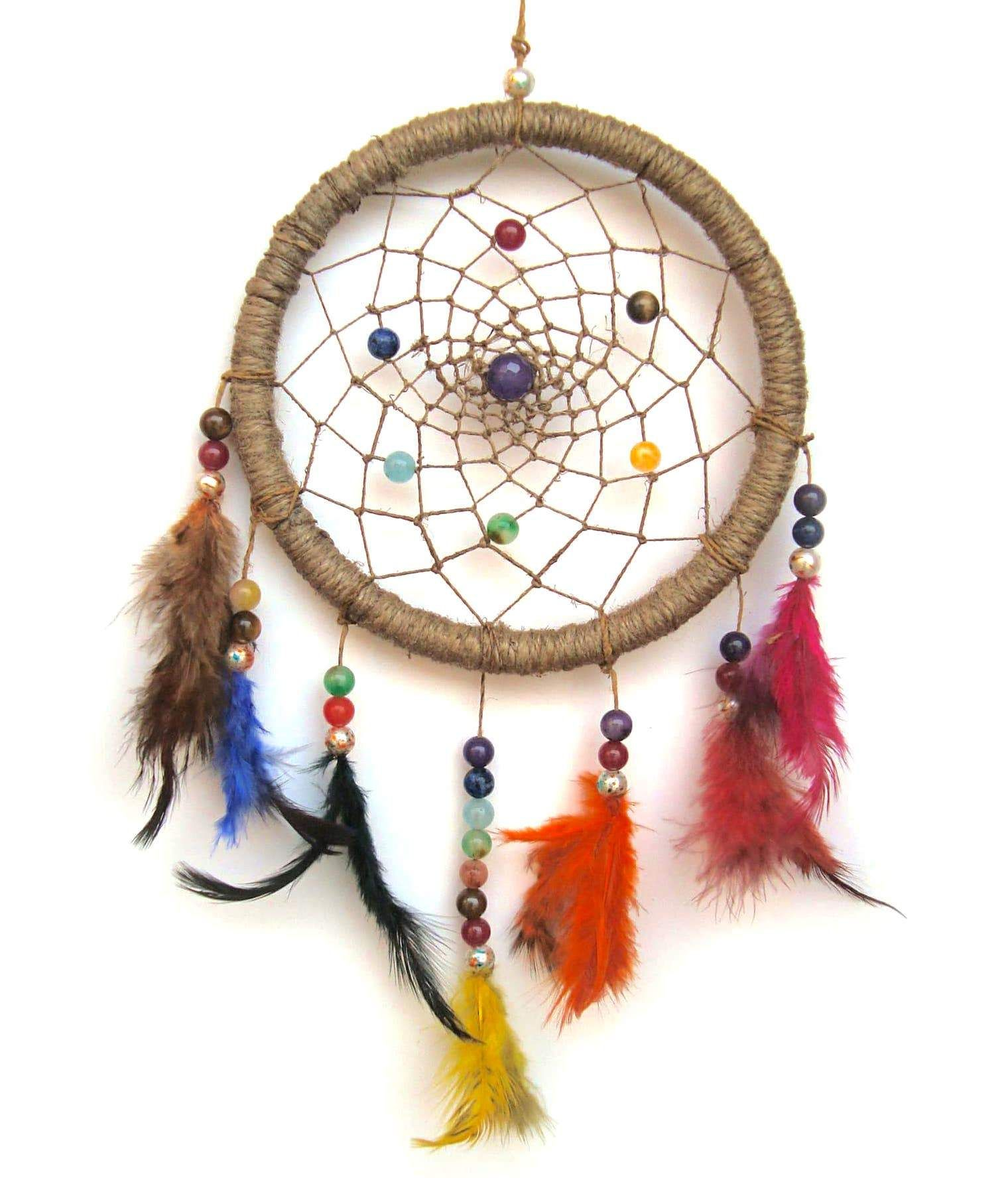 7 Chakra Dream Catcher images