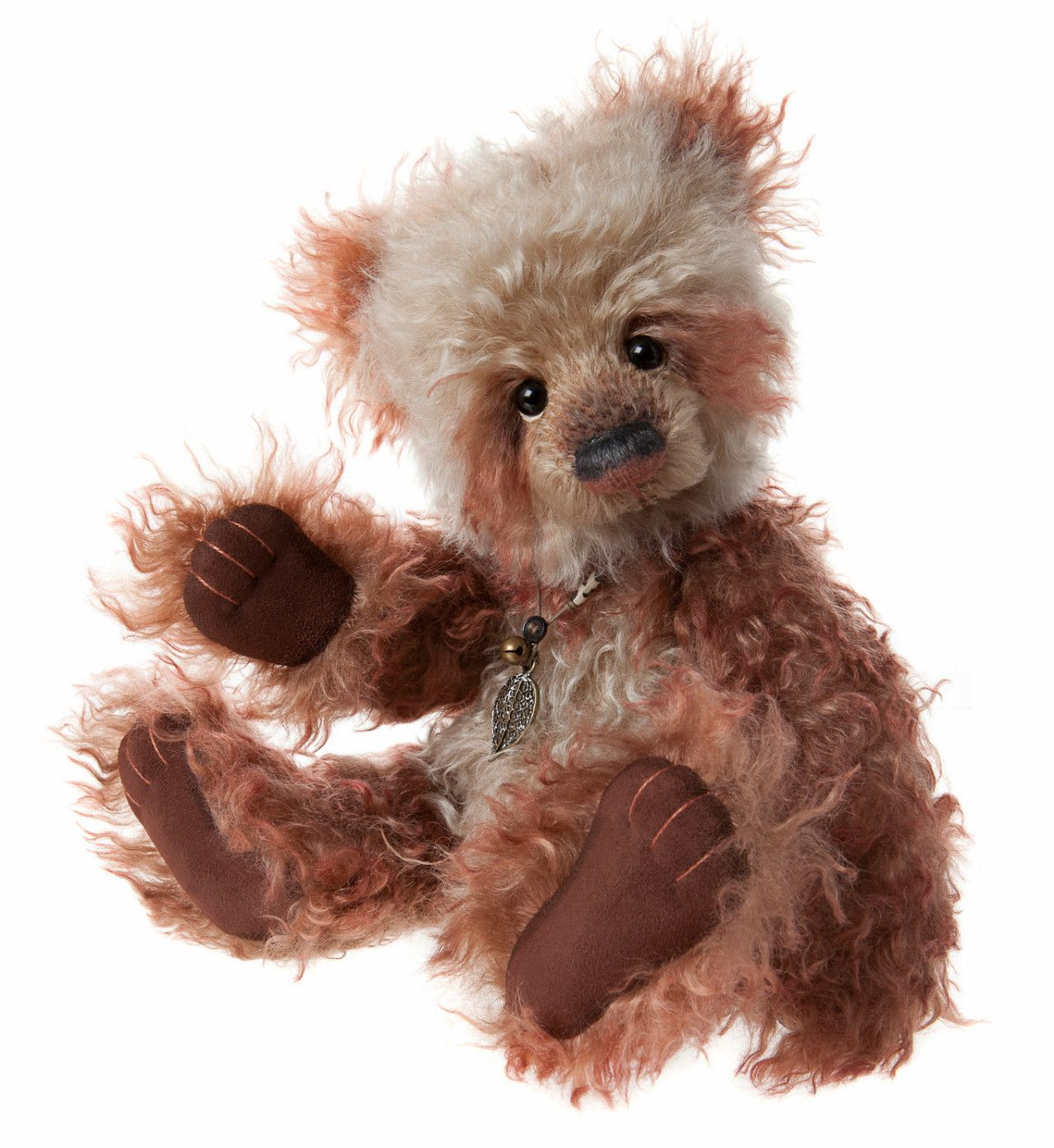 Cagney Bear - Charlie Bears from The Holiday Barn