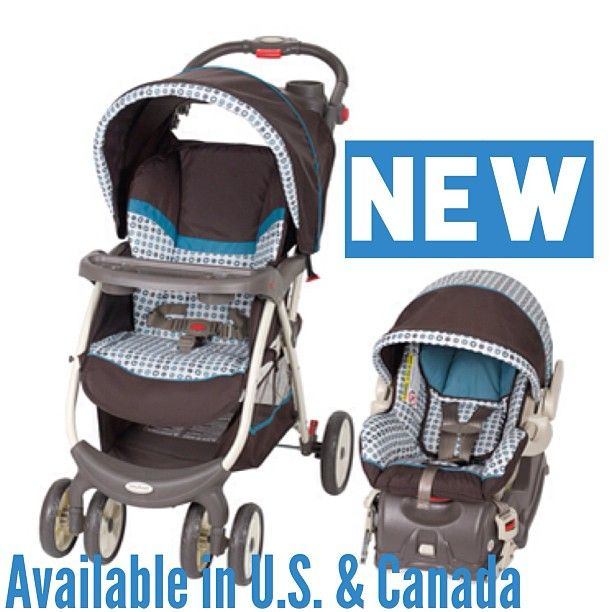 The baby Trend Envy Travel System in Emory includes an ...