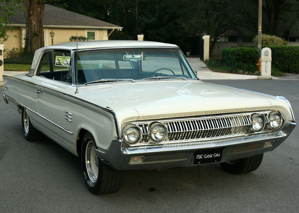 1964 Mercury MONTCLAIR BREEZEWAY HARDTOP - 500 MI | Breezeway and Cars