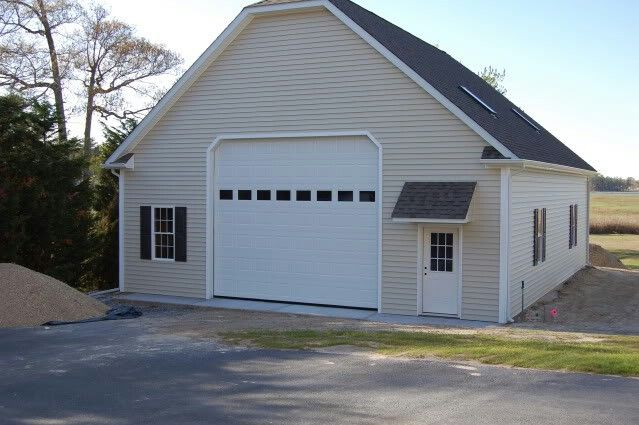 Boat Building 38x46 Garage Door 14x14 16 Ft Ceiling Garage Doors Barn Plans Garages