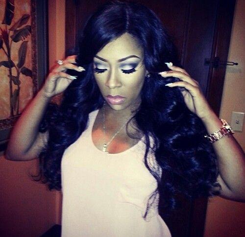 K Michelle Hair Styles Hair Styles 2014 Hair Beauty