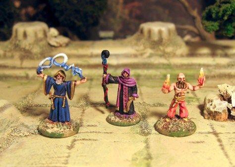 Splintered Light Dungeon Adventurers 15mm | Minis | Adventure