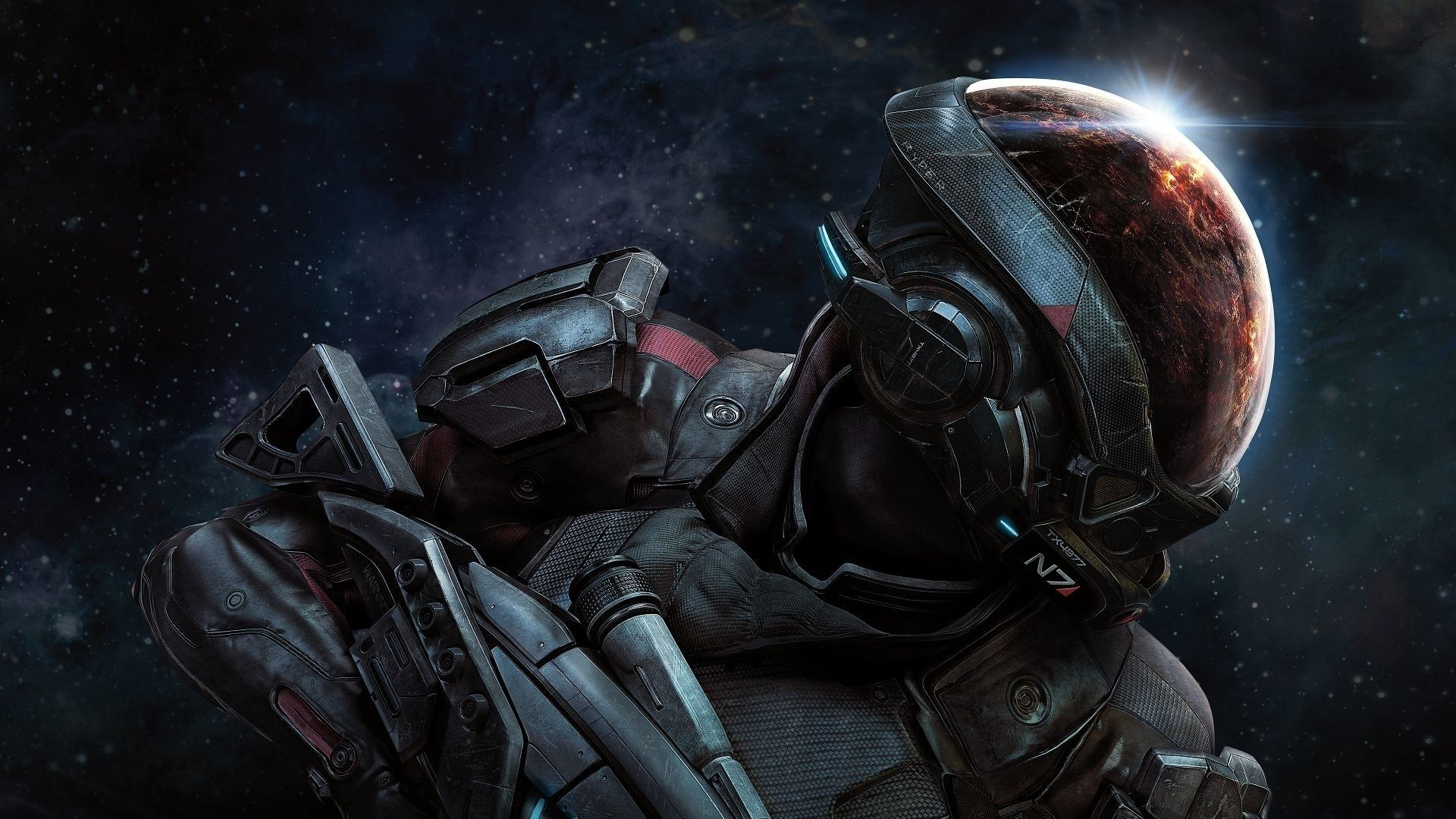 10 New Hd Mass Effect Wallpapers Full Hd 1080p For Pc Background