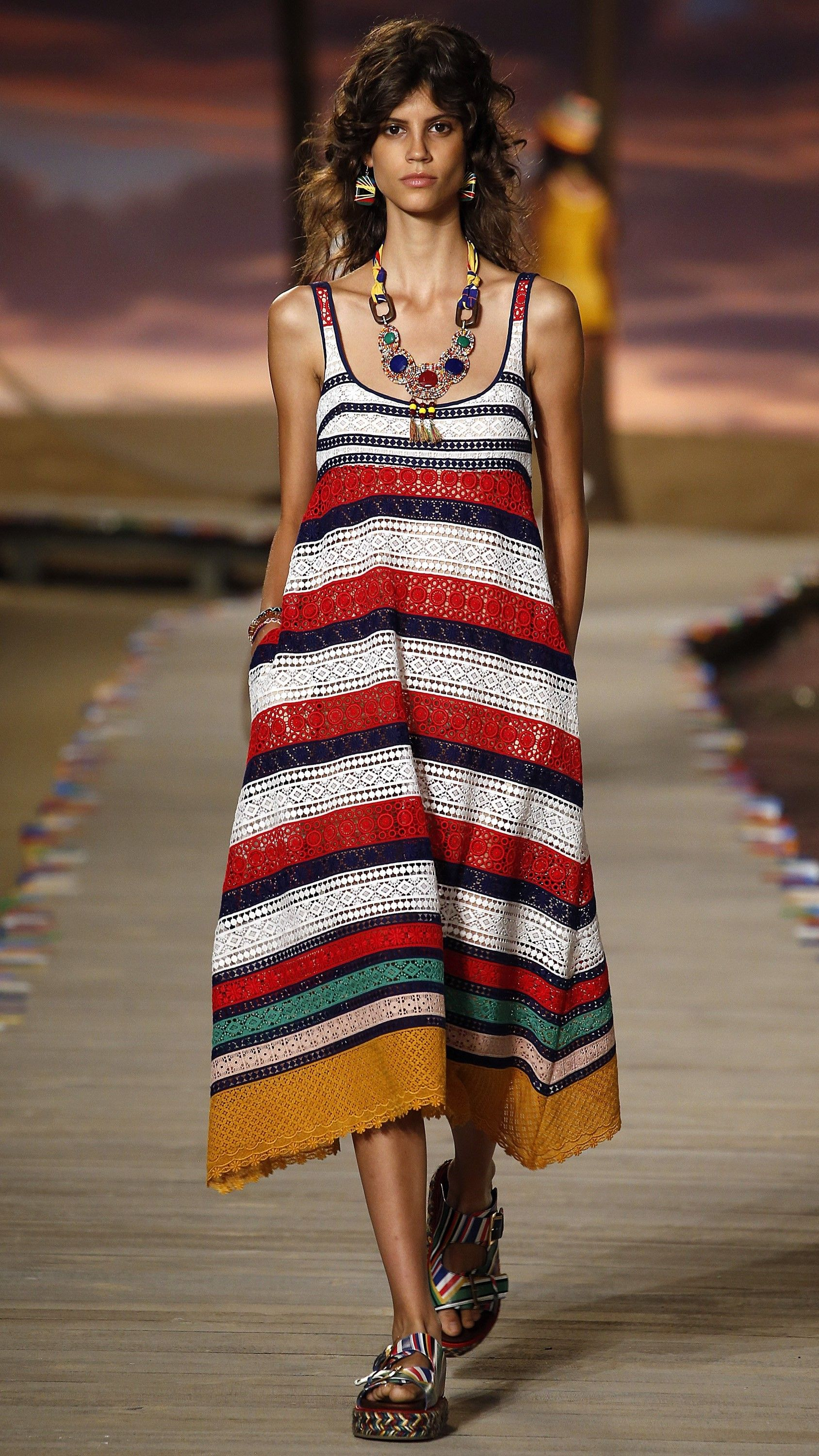Tommy Hilfiger Ready To Wear Spring Summer 2016 New York