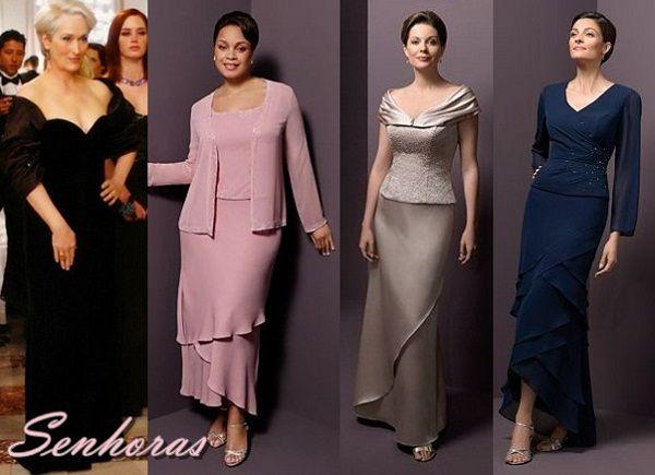 ab460b91c Vestidos de Festa para Senhoras (30 Fotos) | bollitos | Bridesmaid ...