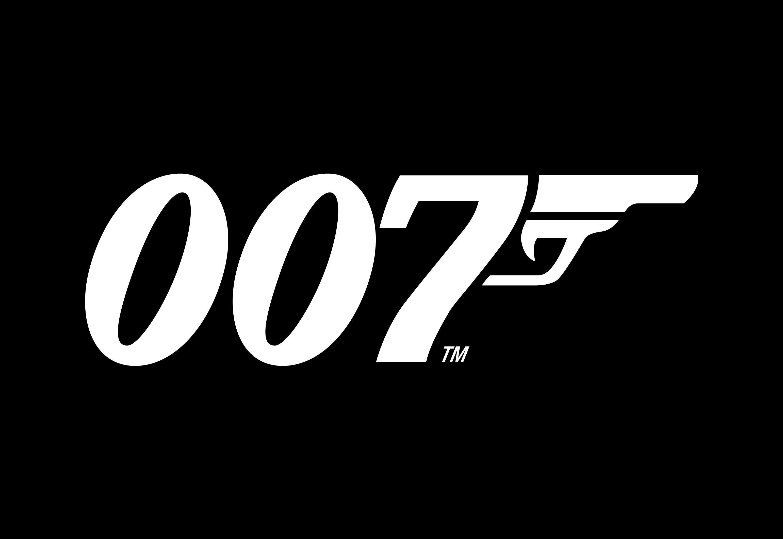 007 Logo James Bond New James Bond 007 James Bond