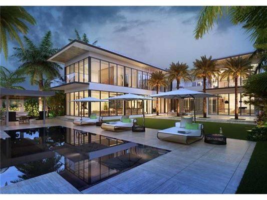 PARK BAY HOUSE IN MIAMI BEACH Miami Beach FL Luxury Portfolio