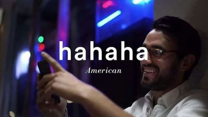 Pin Van Taha Souhail Op How People Laugh In Some Countries