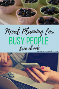 Meal Planning for Busy People free ebook #mealplan #budgetmeals #mealprep
