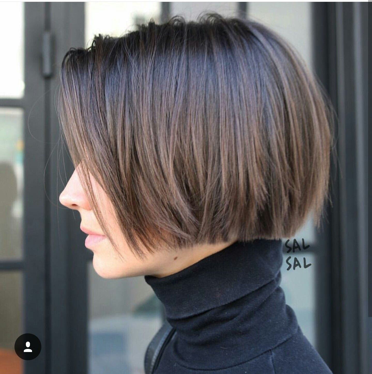 Short blunt haircut   Hair with flare  Pinterest  Blunt