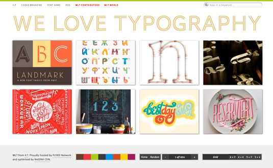 15 top typography resources.