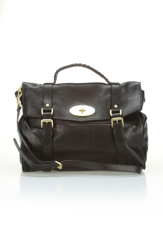 Mulberry Oversized Alexa Soft Buffalo Bag
