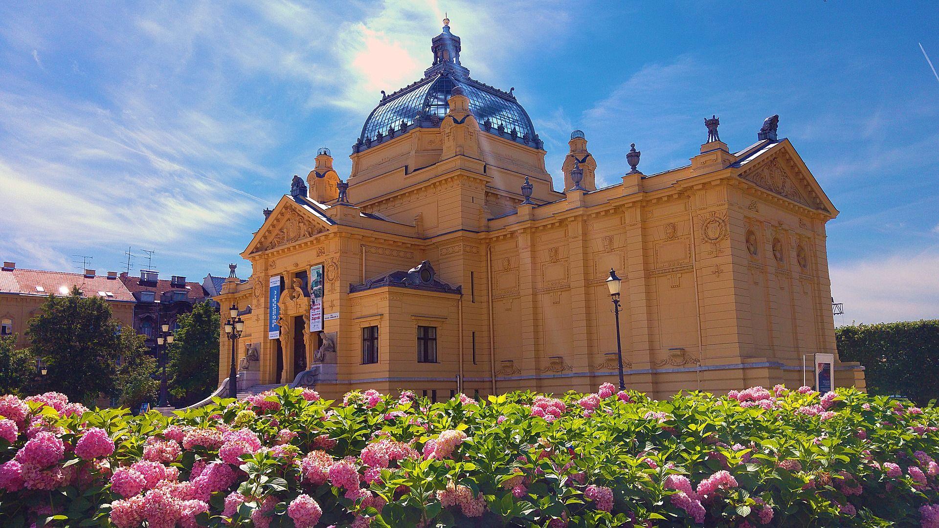 Zagreb 8 Top Tourist Attractions In Croatia Travel Mind Map Bookomap Croatia Croatia Travel Instagrammable Places
