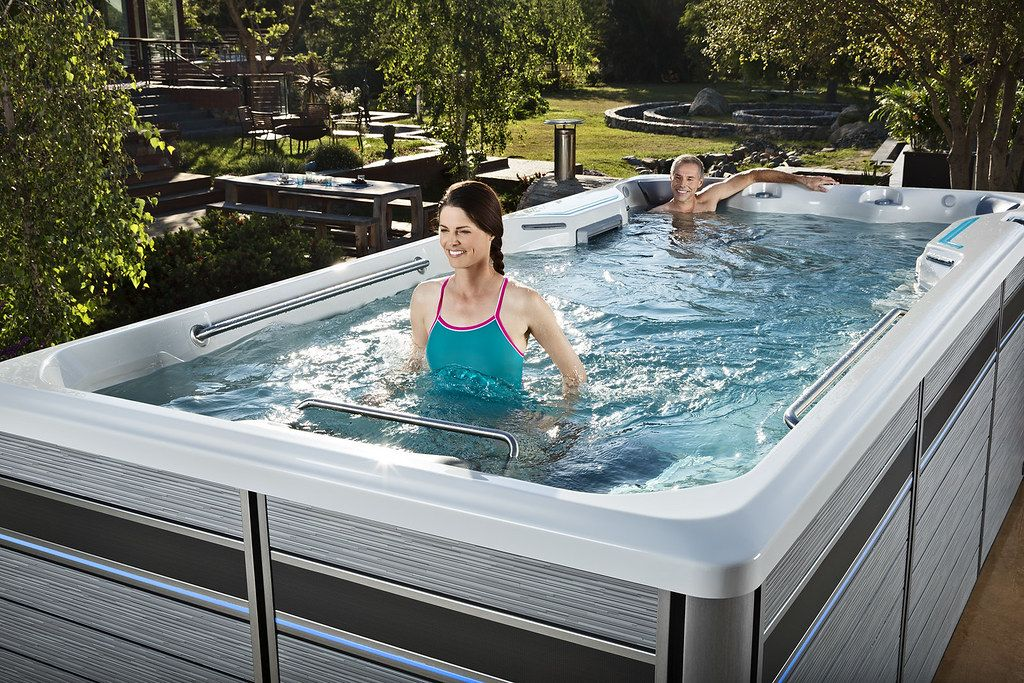 Request A Free Endless Pools Idea Kit Endless Pool Hot Tub Swim Spa Swimming Pool Pictures