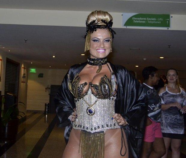 Ellen Rocche (Foto: Eduardo Martins / CDC Shows e Eventos)