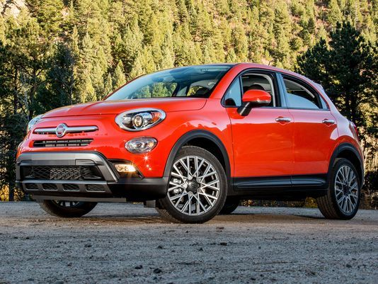 Fiat 500X For the trekker in you FindlayFiat
