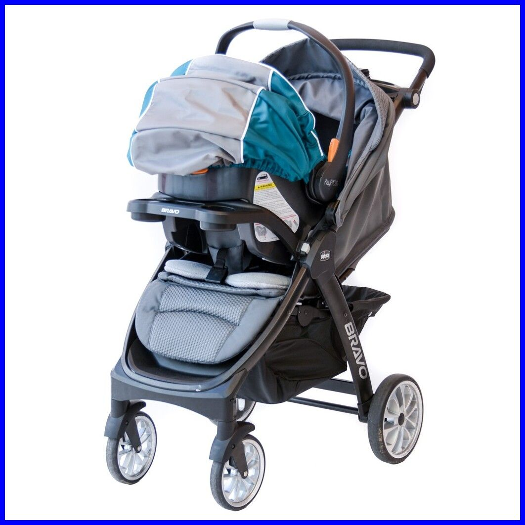 125 reference of chicco bravo car seat stroller combo in