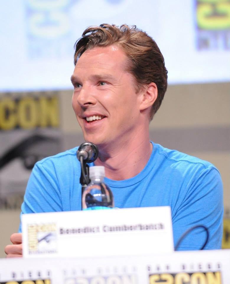 San Diego Comic Con 26/07/14
