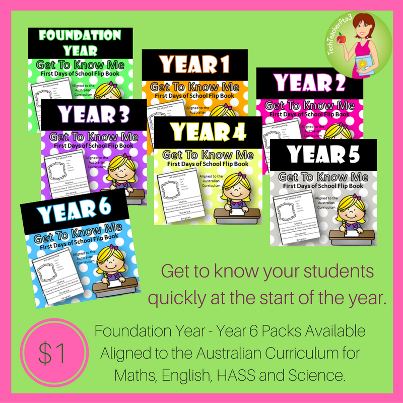 Quick formative assessment flip books for Foundation, Year 1, 2, 3 ...