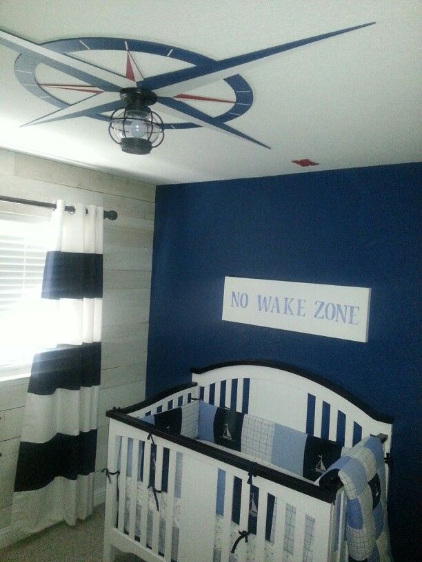 Nautical Themed Nursery With Images