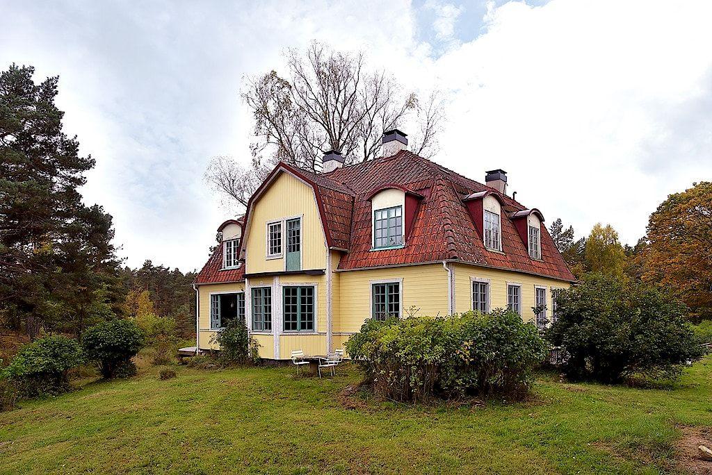 hus till salu i stockholm