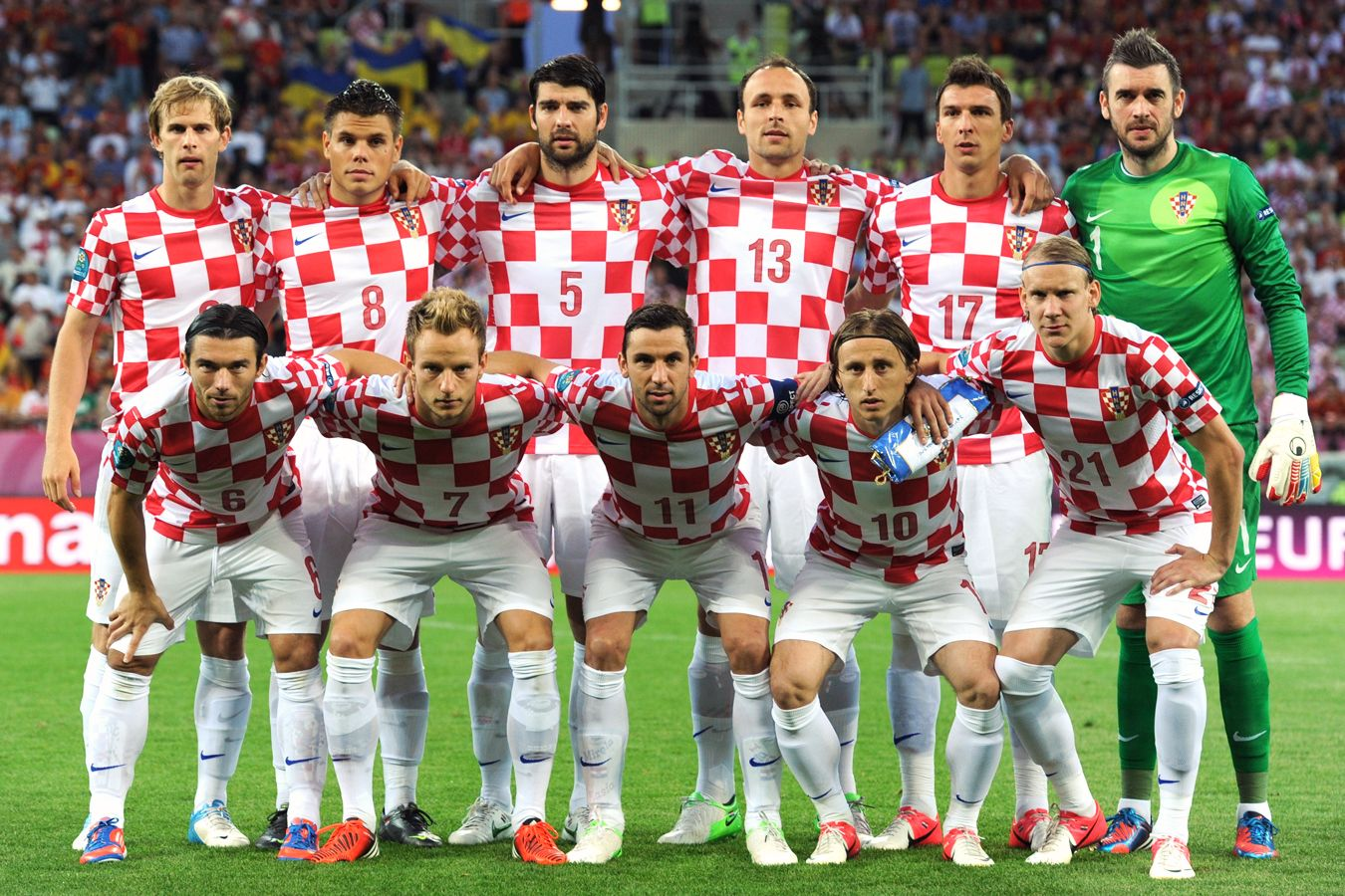 2014 World Cup Preview Can Croatia advance from Group A