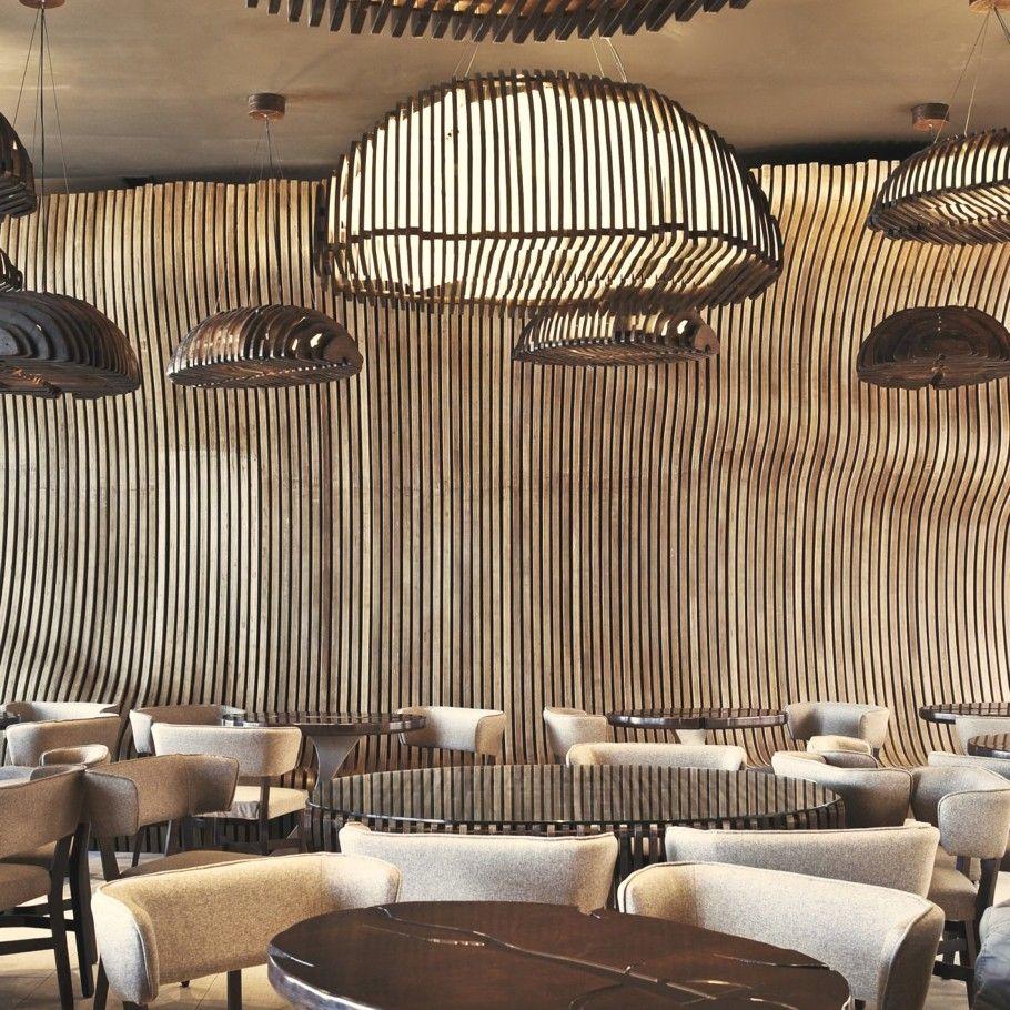 contemporary restaurant design don caf house kosovo