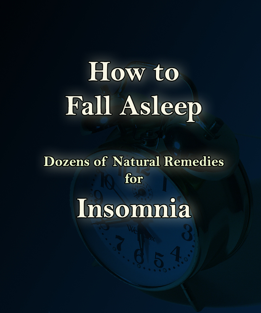 how to relax and fall asleep at night