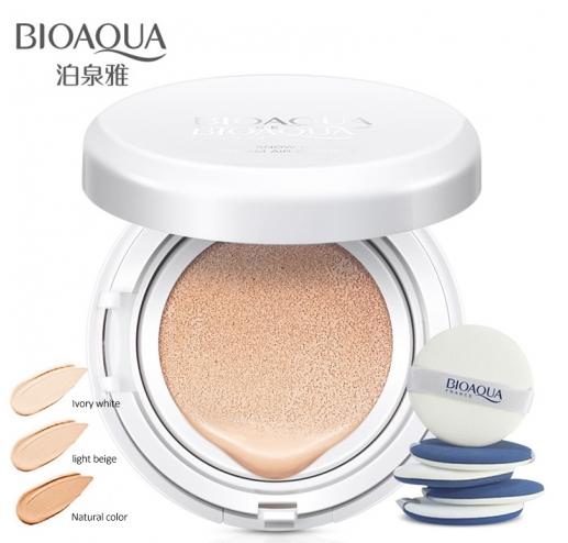 2019 的 BIOAQUA Sunscreen Air Cushion BB CC Cream Concealer