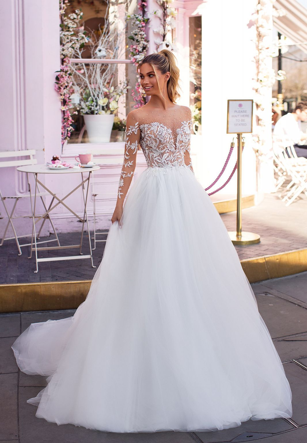 Milla Nova Paris Wedding Dress | New