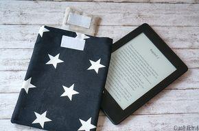 Nähanleitung Hülle Ebook-Reader