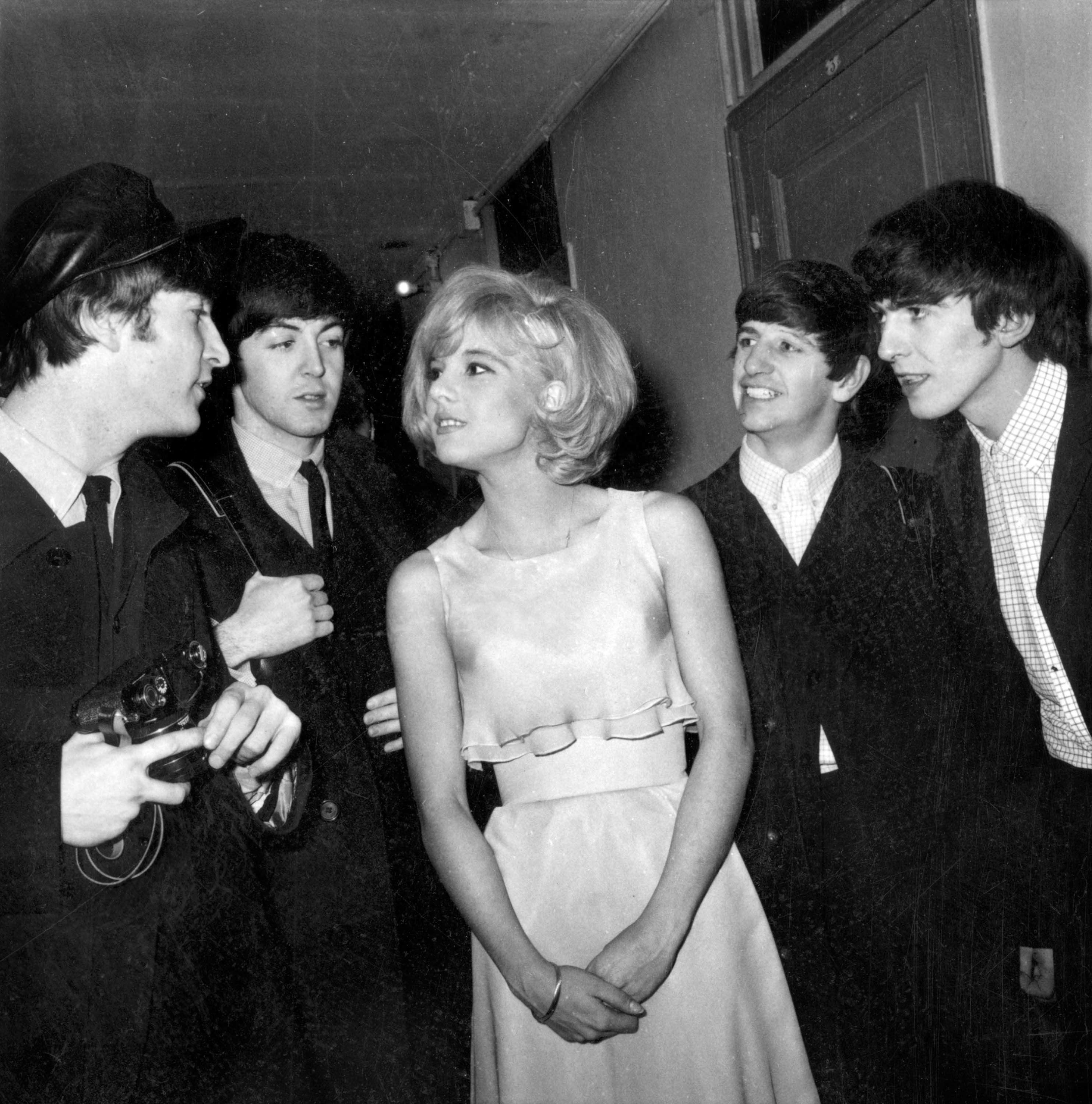 Meet Sylvie Vartan The Most Famous French Woman You Don T Know Yet The Beatles Beatles Pictures Beatles George