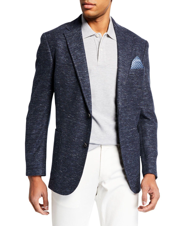 English Laundry Men S Knit Two Button Blazer Navy Englishlaundry Cloth Blazer Buttons English Laundry Blazer [ 1500 x 1200 Pixel ]