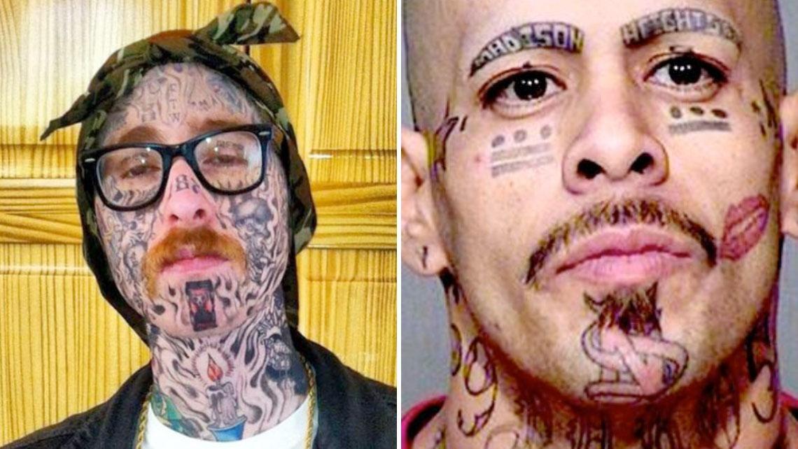 Bilderesultat for wtf bad tattoos