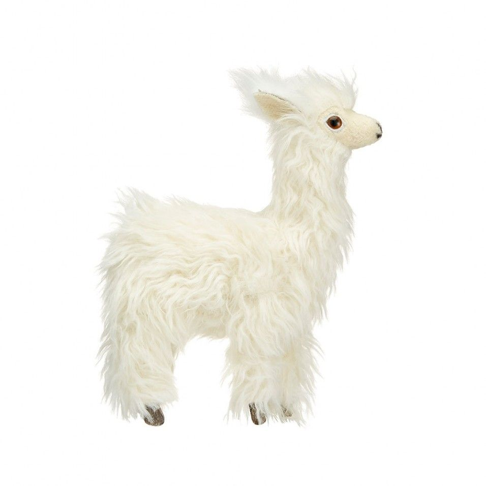 laurence mini llama christmas decoration