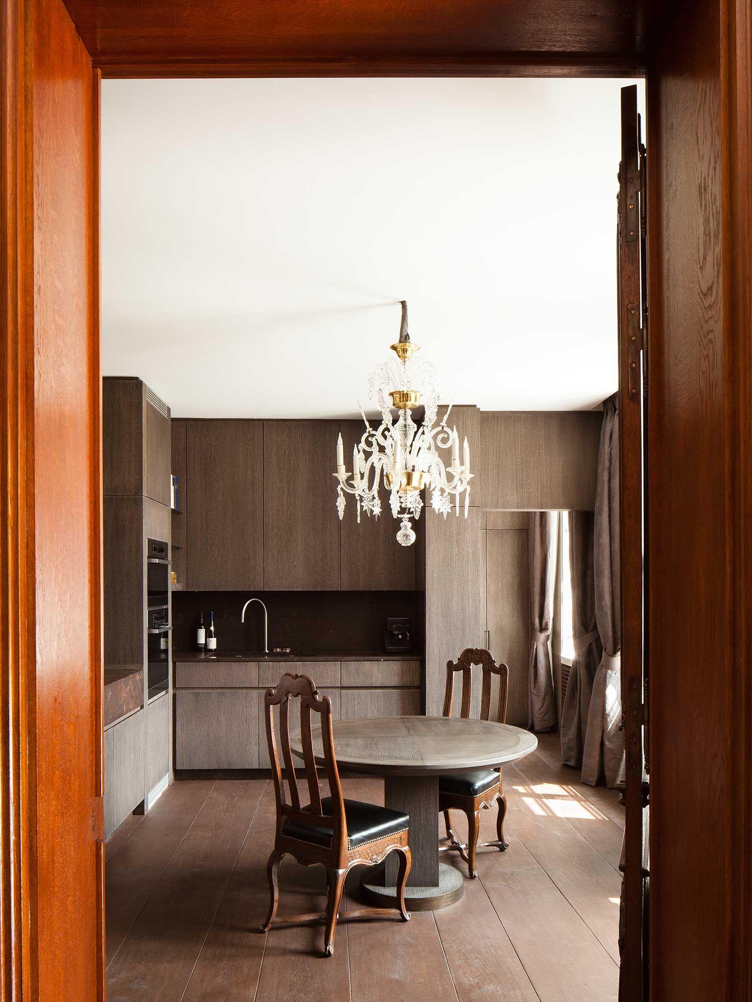 Obumex Classic Interior Traditional Wood Warm