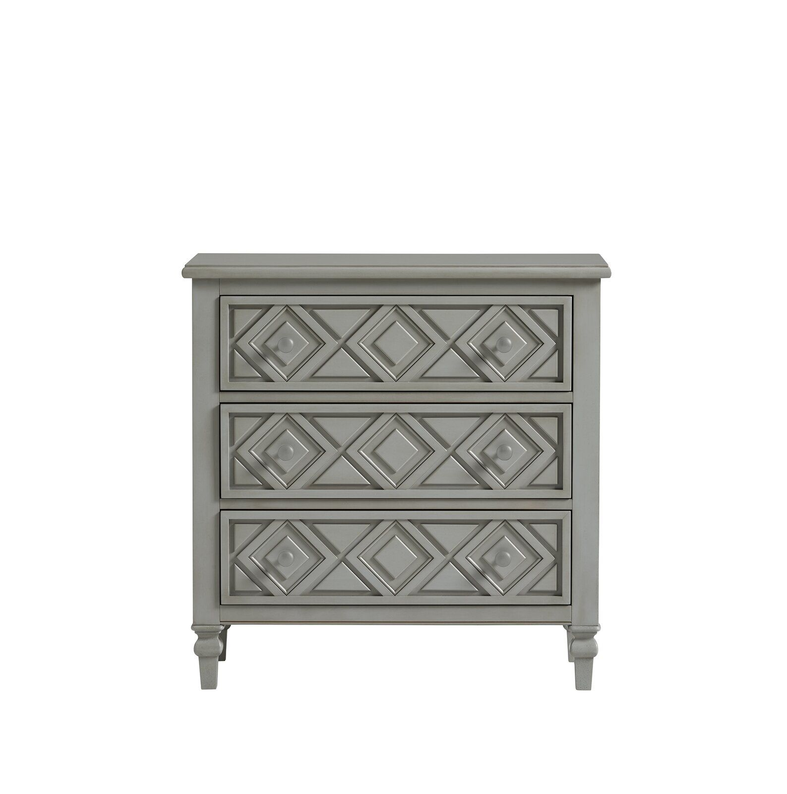 Younghouselove Diamond 3 Drawer Chest Wayfair 3 Drawer Chest