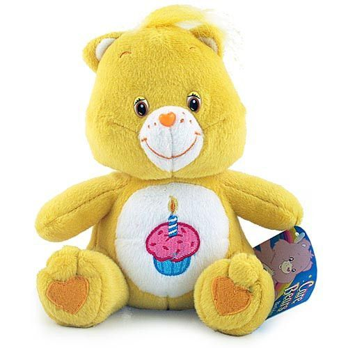 30a1310aa Care Bears Plush Doll [7 inches - Birthday Bear] | Party for a ...