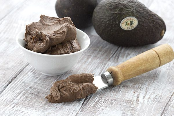 Dairy Free Keto Chocolate Avocado Frosting Recipe With Images