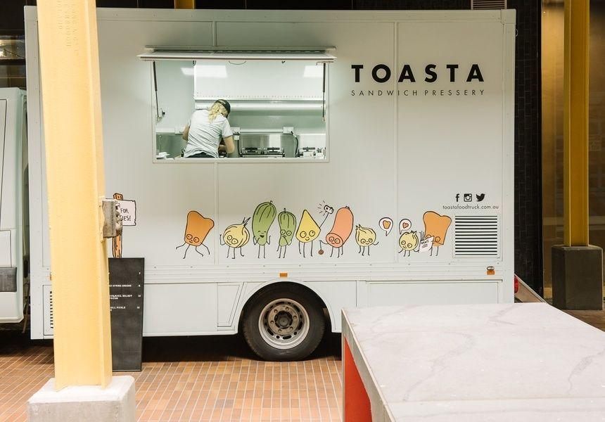 Broadsheet Melbourne Food Melbourne Food Truck Food Trucks