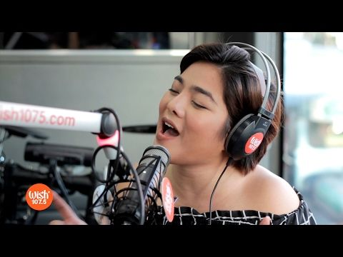 Ramonne Covers Quot Kiss Quot Prince Live On Wish 107 5 Bus