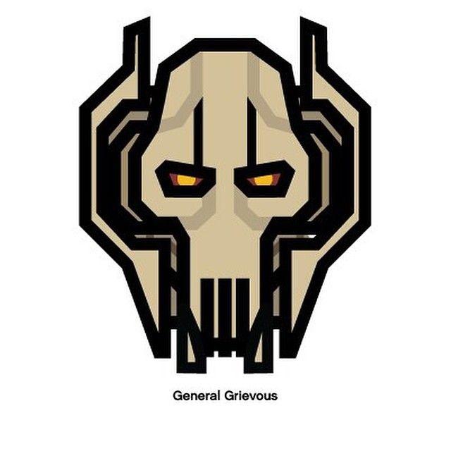 #Starwars #grievous #character #design #robot #스타워즈 #캐릭터 #디자인 #고전 #악당 #로봇