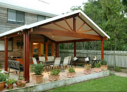 Image result for sloping lean to style pergola for outdoor ... on Patio Lean To Ideas id=44418