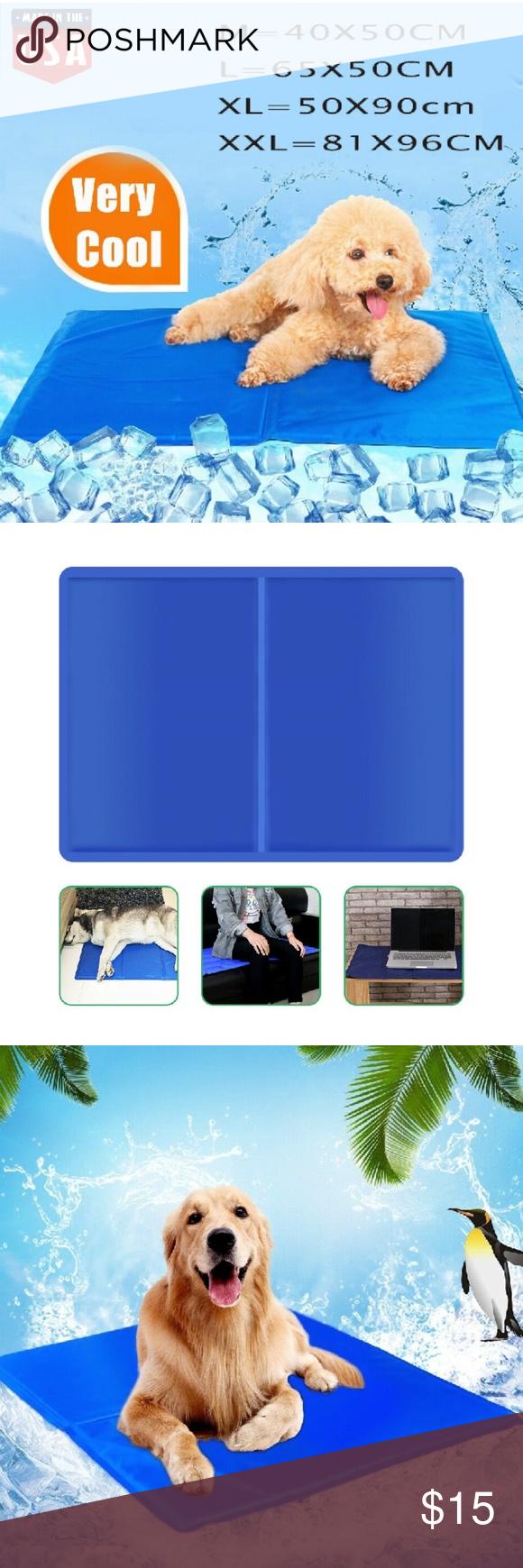 New Pet Cooling Pad Gel Mat NWT Pet cooling pad, Pets