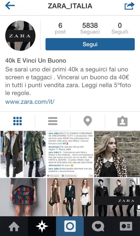 Truffa voucher e buoni su Instagram, nel mirino H&M, Zara e McDonald's Italia